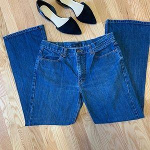 J Crew Classic Boot Cut Jeans